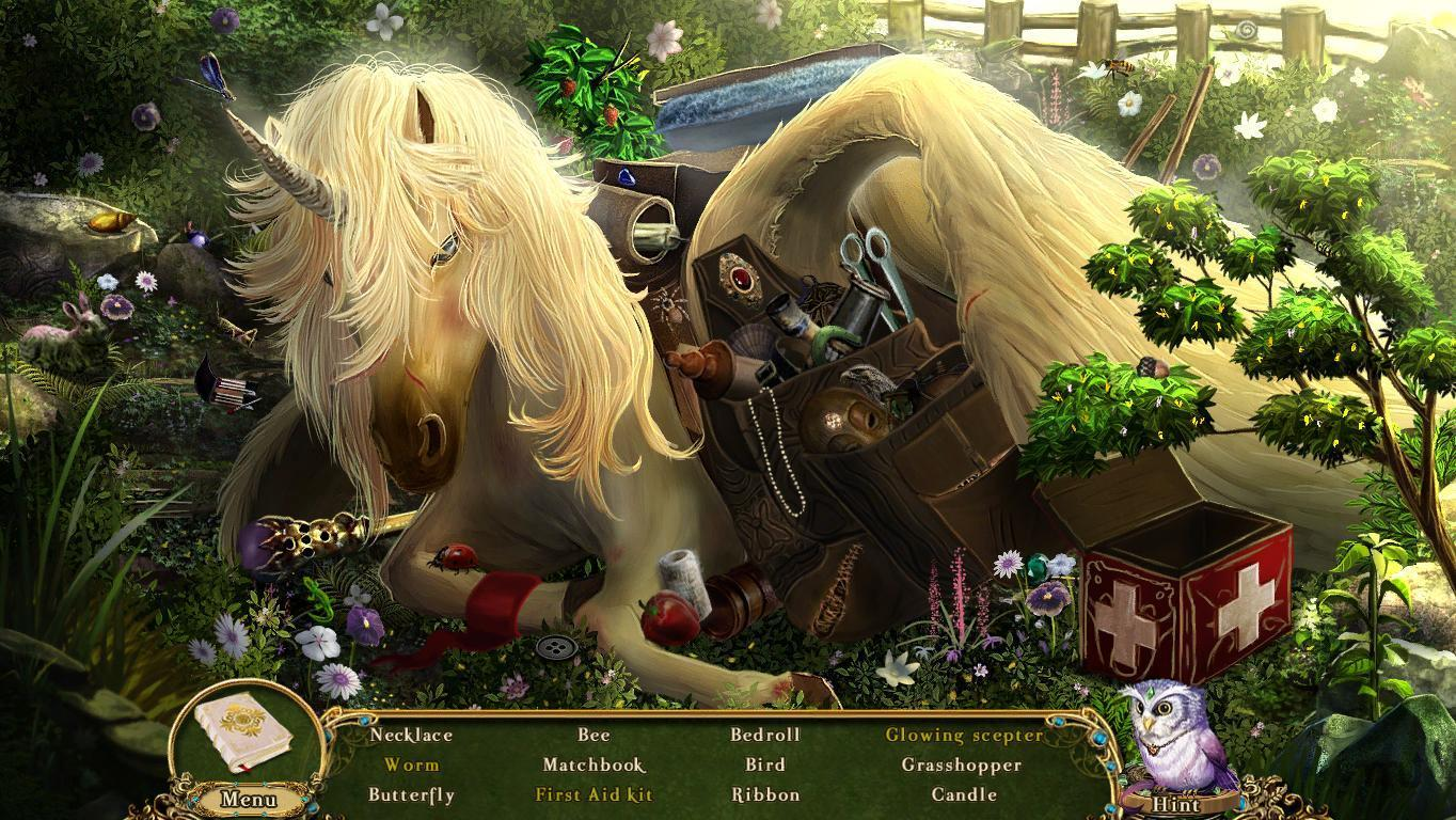Screenshot 1 for Awakening: The Skyward Castle CE