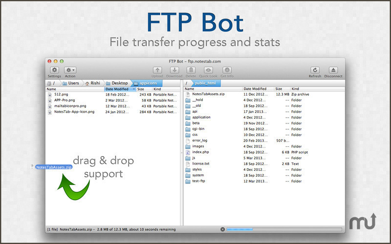 Screenshot 2 for FTP Bot