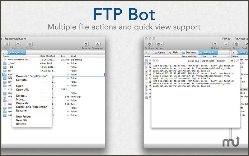 Screenshot 3 for FTP Bot