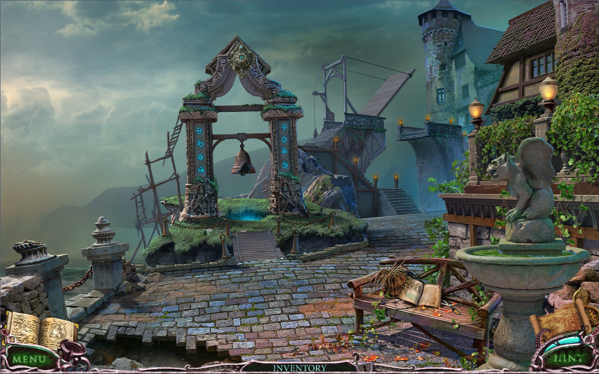 Screenshot 3 for Mystery Of The Ancients: Curse Of The Black Water