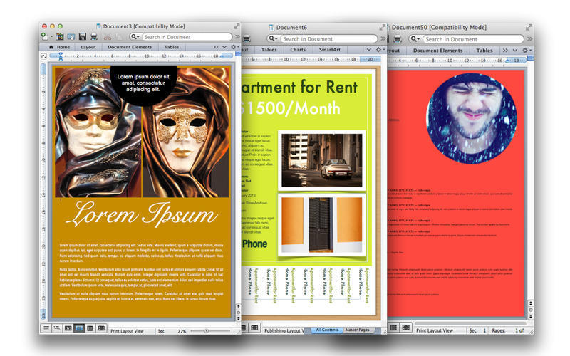 Screenshot 5 for Templates for MS Word Mix