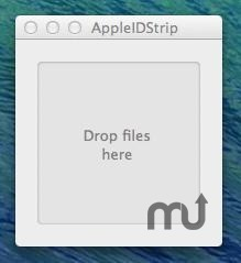 Screenshot 1 for AppleIDStrip