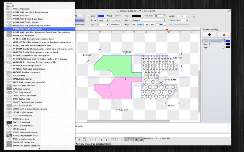 Screenshot 3 for SimpleCAD