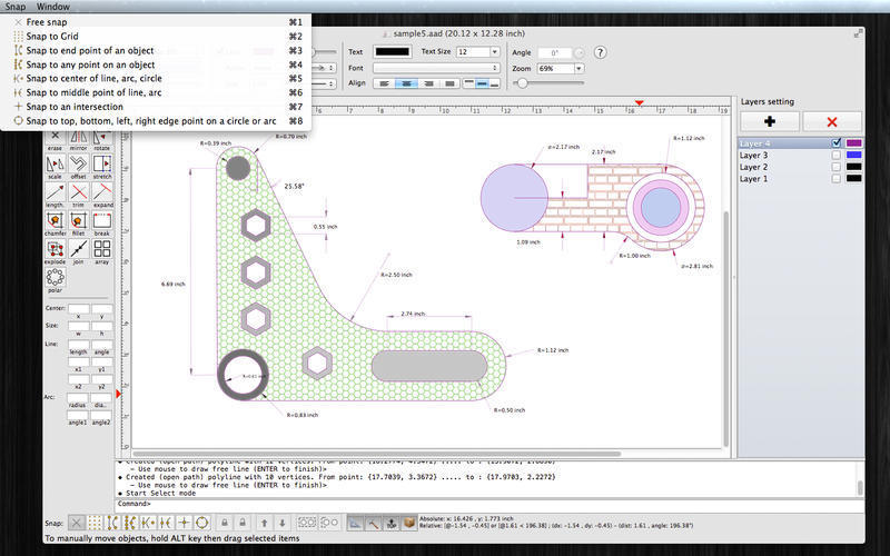 Screenshot 5 for SimpleCAD