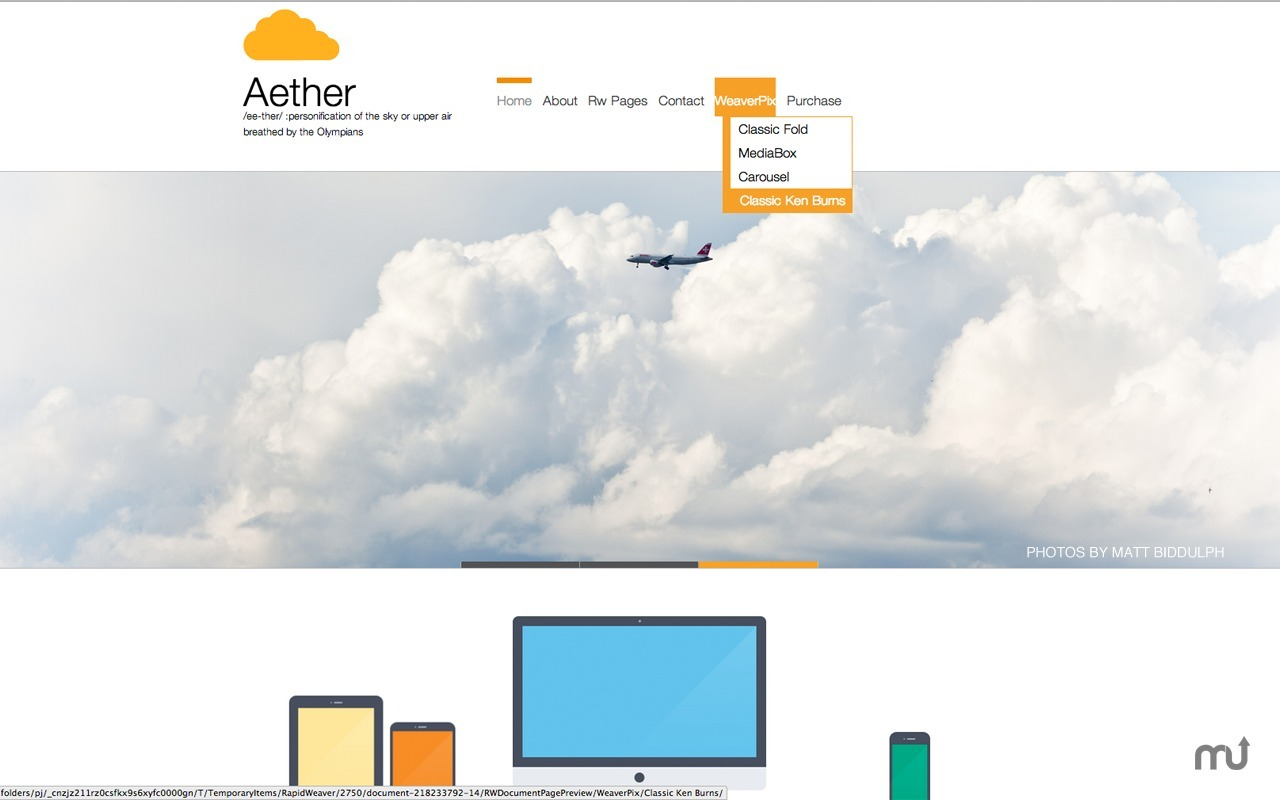 Screenshot 3 for Aether