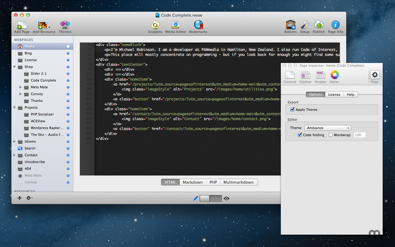 Screenshot 2 for Code Complete Plugin