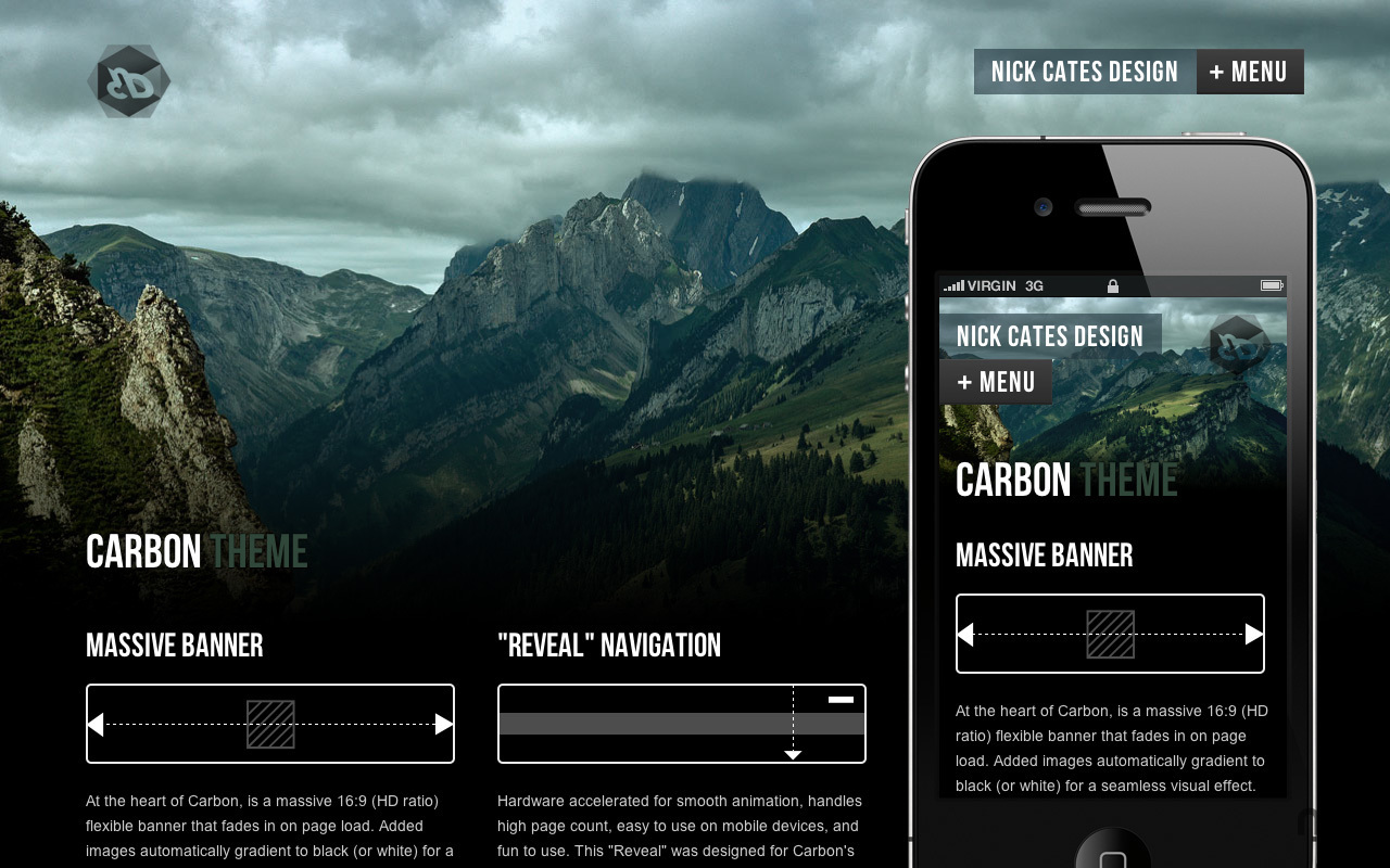Screenshot 1 for Carbon
