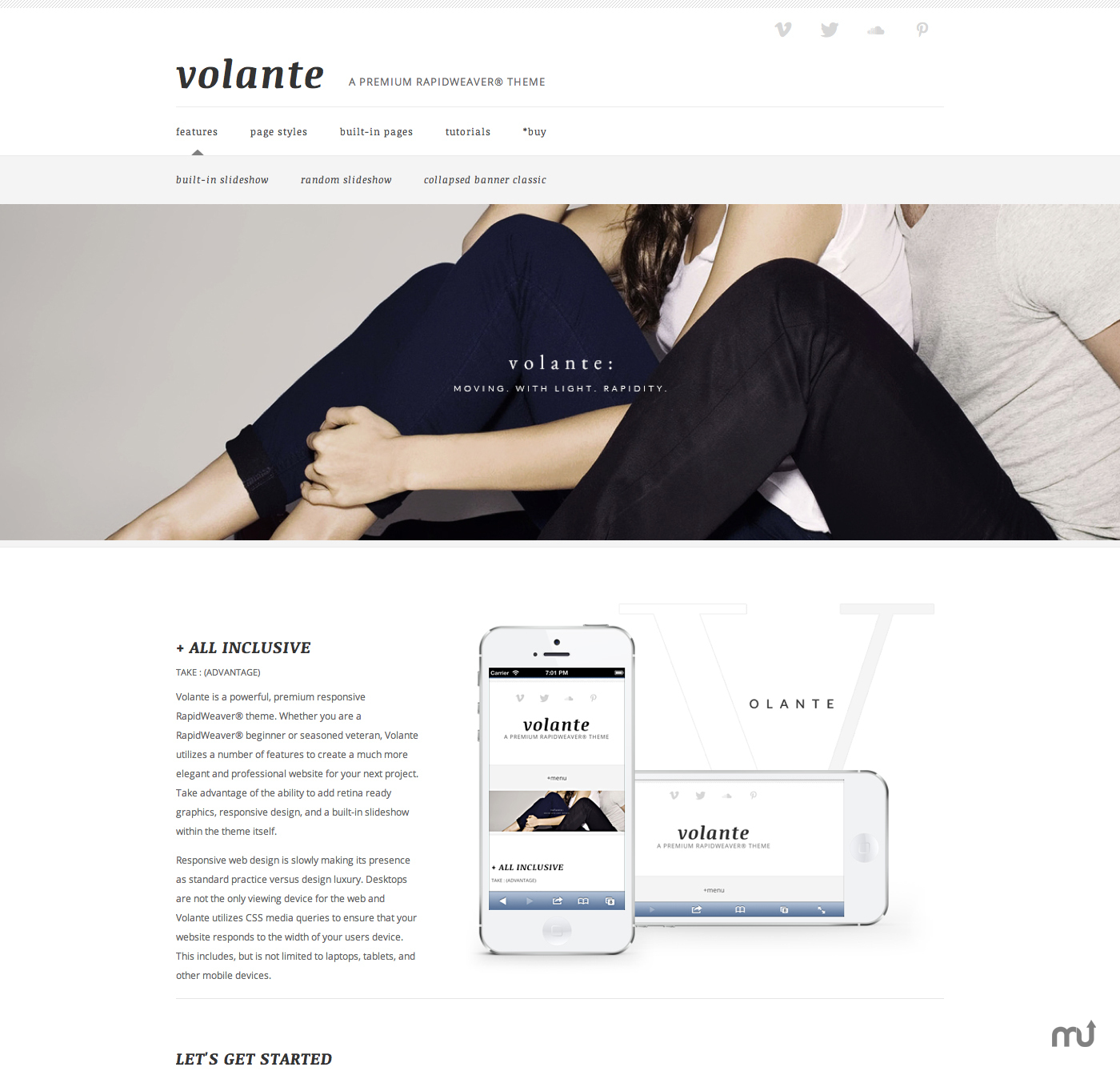 Screenshot 1 for Volante