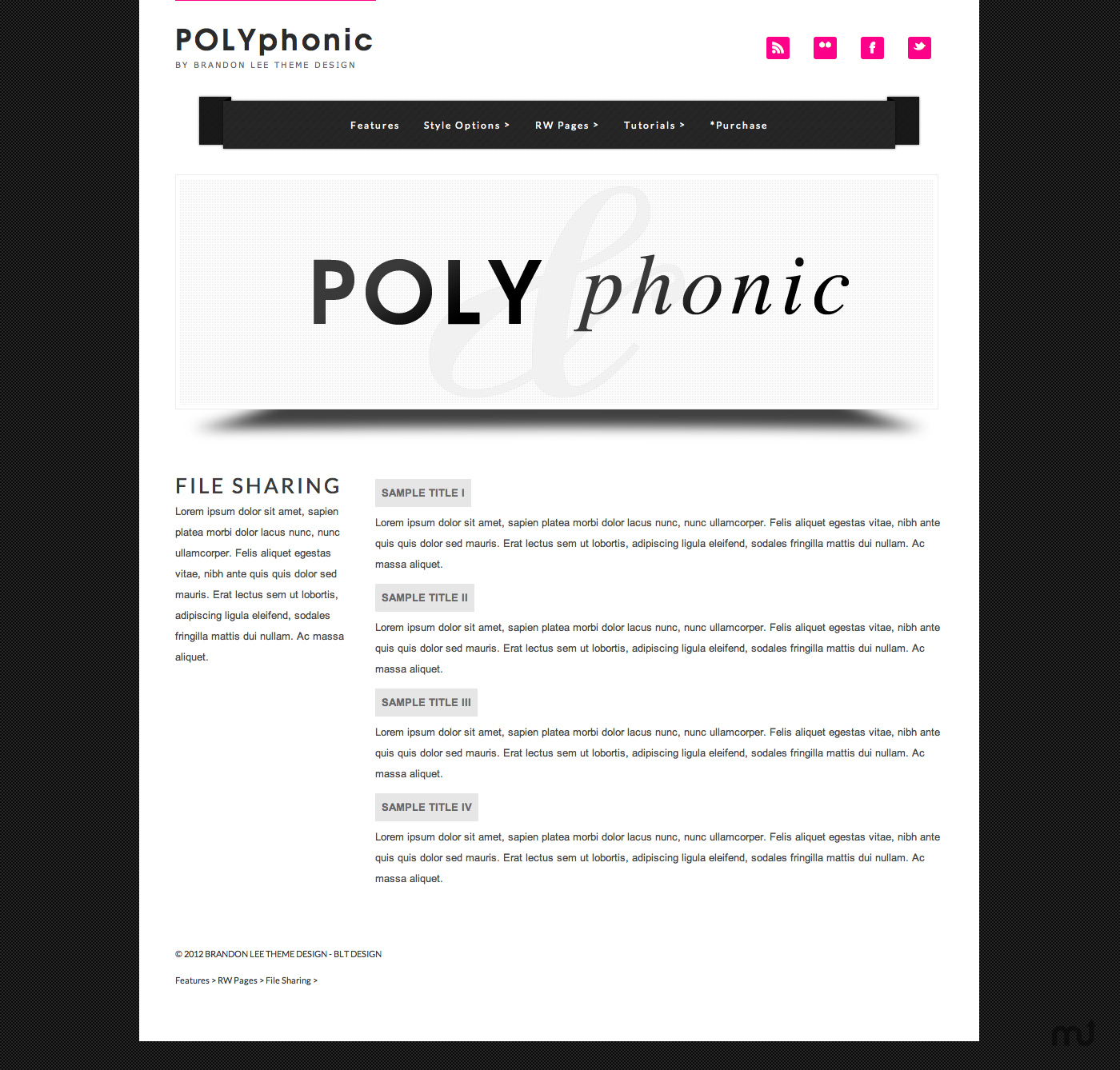 Screenshot 2 for Polyphonic