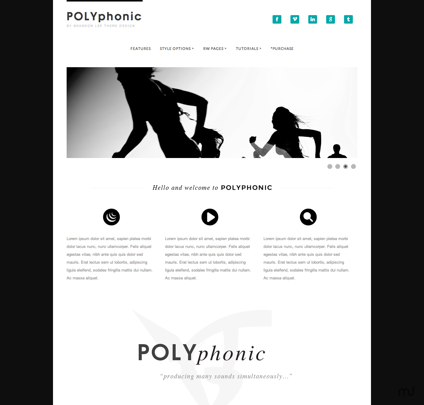 Screenshot 4 for Polyphonic