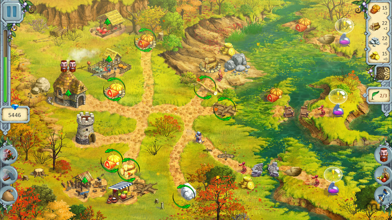 Screenshot 3 for Druid Kingdom