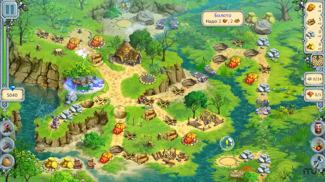 Screenshot 4 for Druid Kingdom