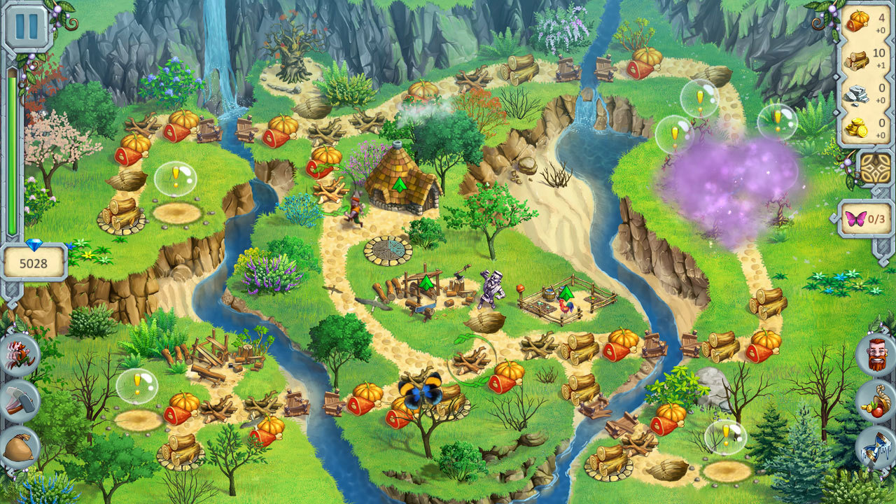 Screenshot 5 for Druid Kingdom