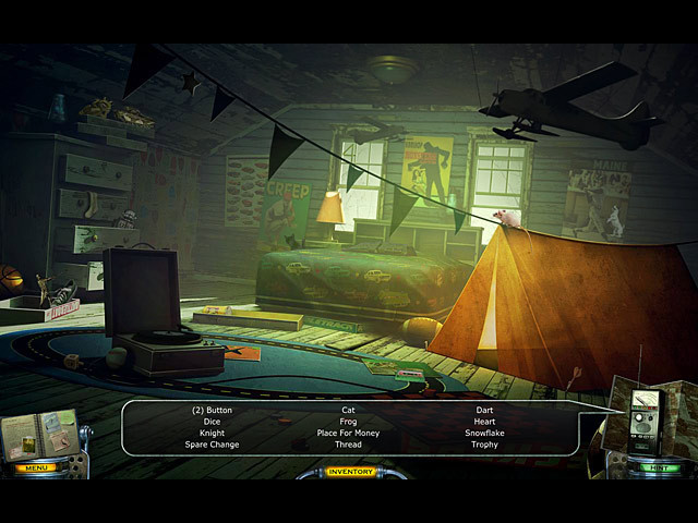 Screenshot 3 for Mystery Case Files: Shadow Lake