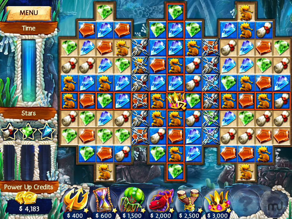 Screenshot 1 for Jewel Legends Atlantis