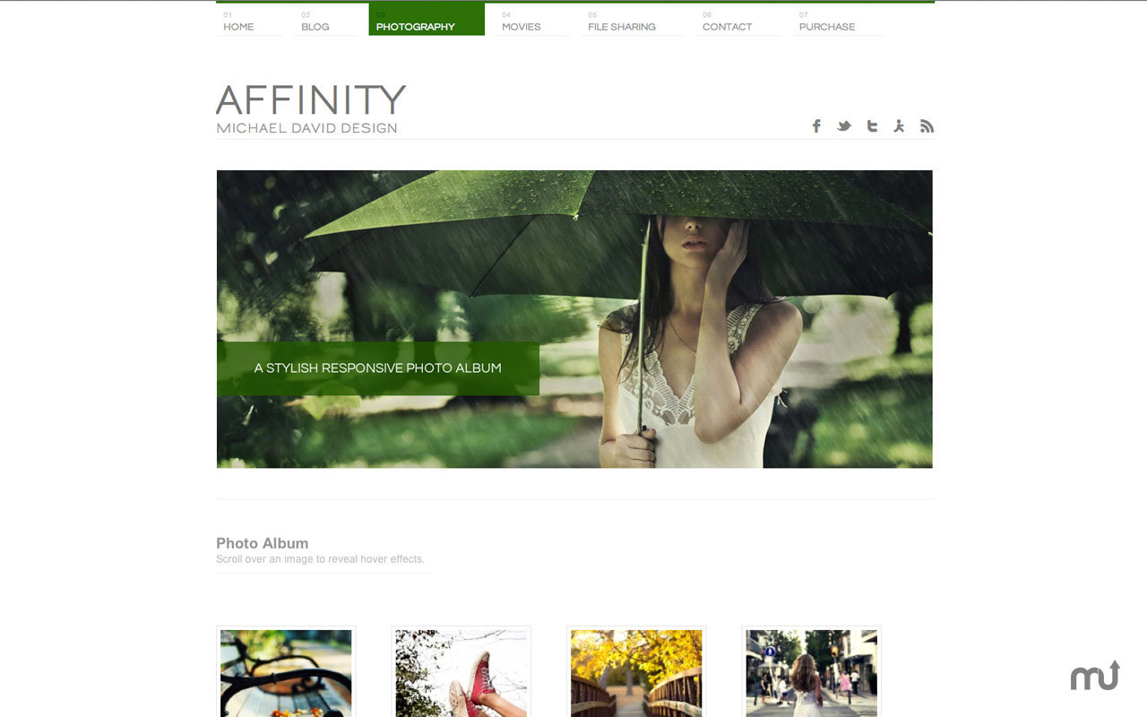 Screenshot 1 for Affinity