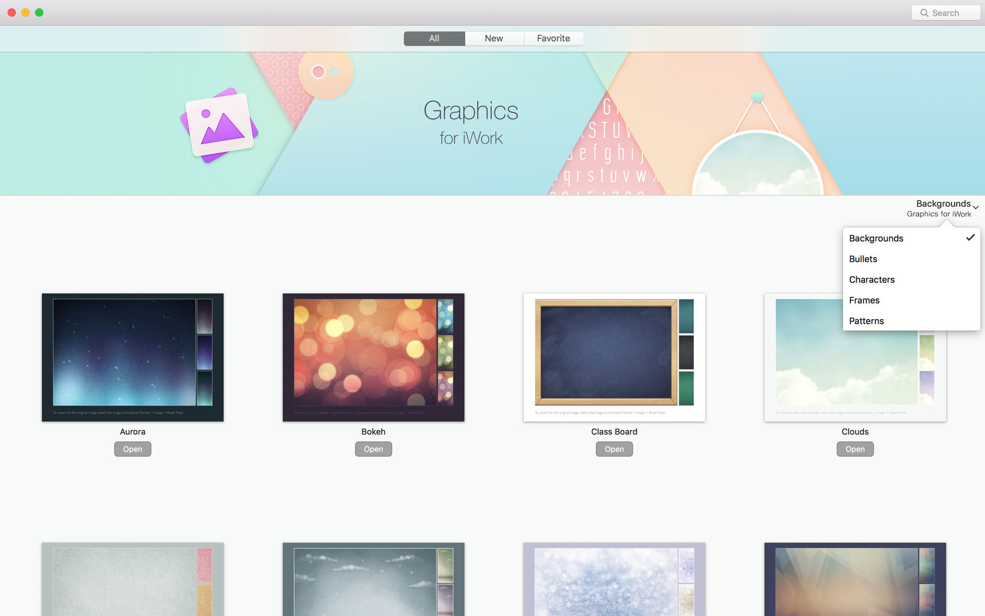 Screenshot 4 for Decor Graphics