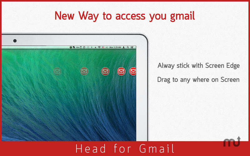 Screenshot 2 for Head for Gmail