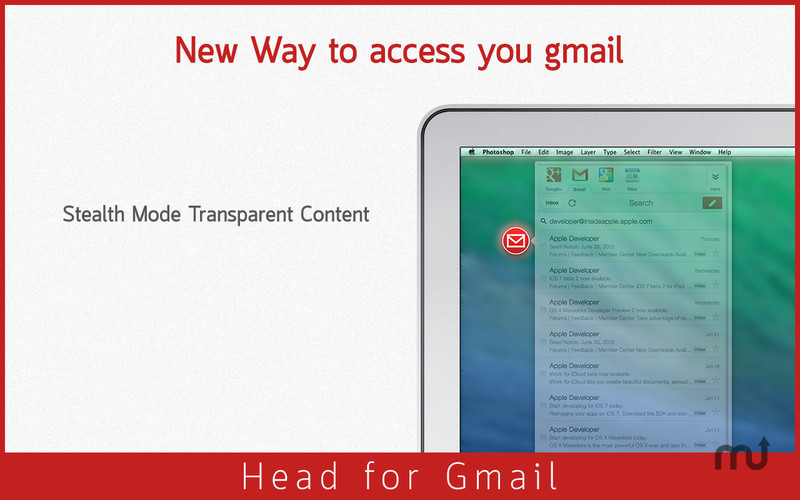 Screenshot 5 for Head for Gmail