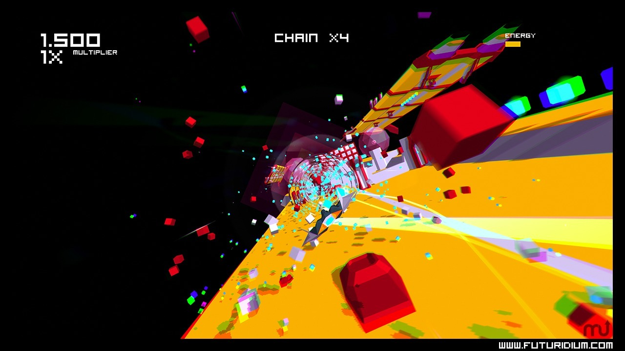 Screenshot 3 for Futuridium EP