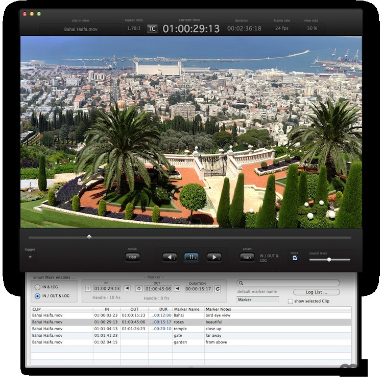 Screenshot 1 for Movieola Pro