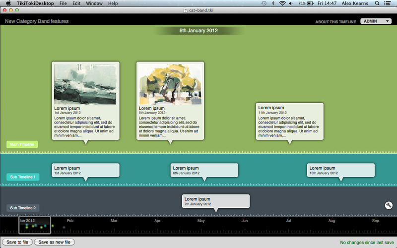 Screenshot 5 for TikiToki Desktop
