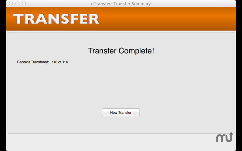Screenshot 5 for dTransfer