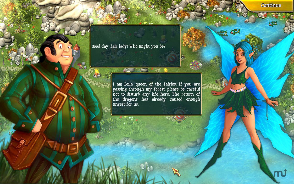 Screenshot 3 for Kingdom Tales