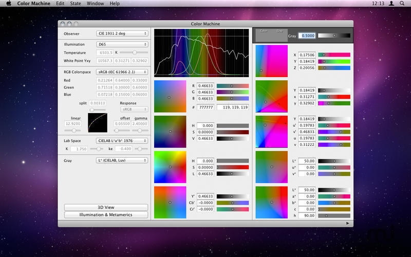 Screenshot 1 for Color Machine