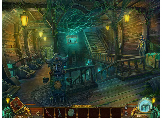 Screenshot 1 for Mayan Prophecies: Ship Of Spirits