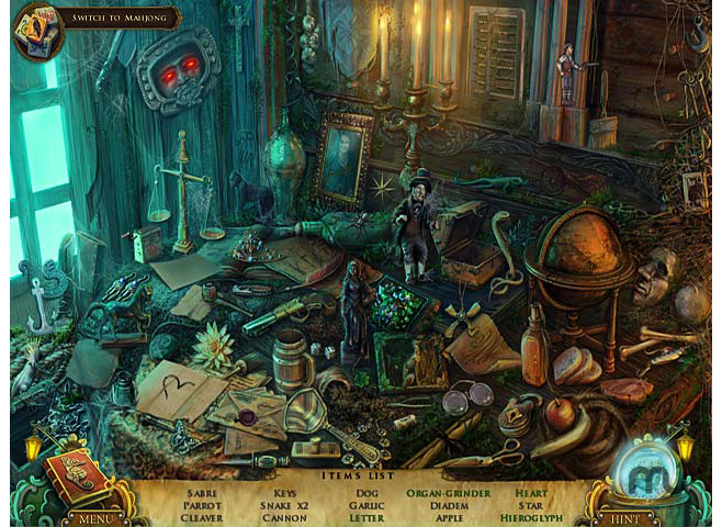 Screenshot 2 for Mayan Prophecies: Ship Of Spirits