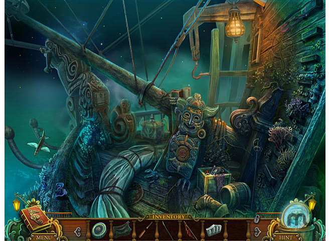 Screenshot 3 for Mayan Prophecies: Ship Of Spirits