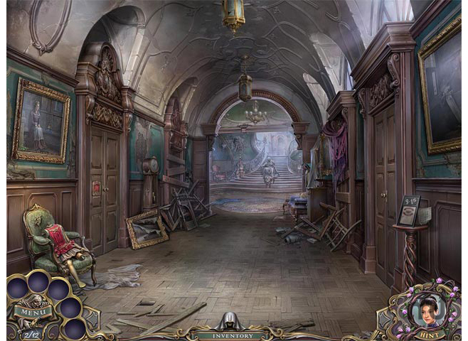 Screenshot 3 for Witch Hunters: Stolen Beauty