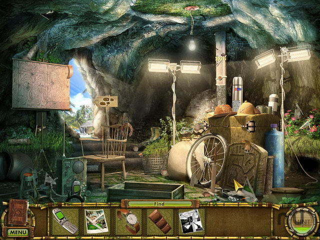 Screenshot 1 for The Treasures Of Mystery Island 2: The Gates Of Fate