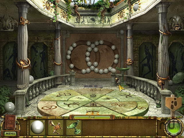 Screenshot 3 for The Treasures Of Mystery Island 2: The Gates Of Fate