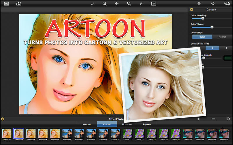 Screenshot 1 for Artoon