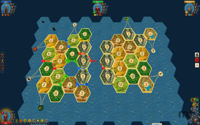 Screenshot 2 for Catan