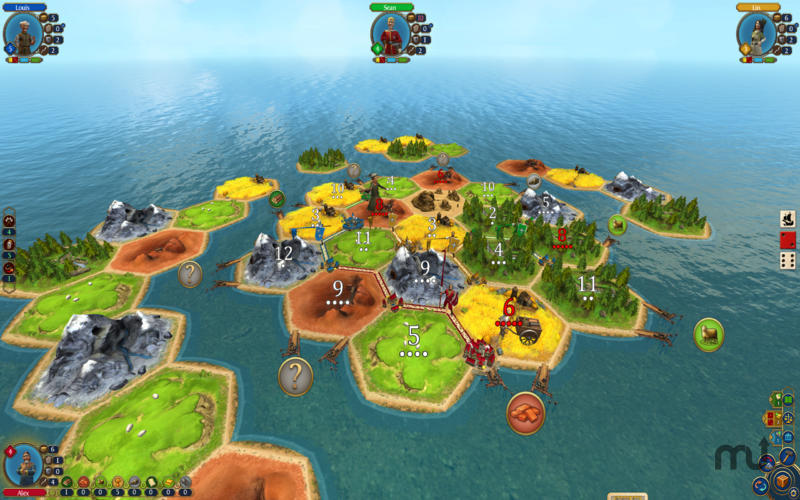 Screenshot 3 for Catan