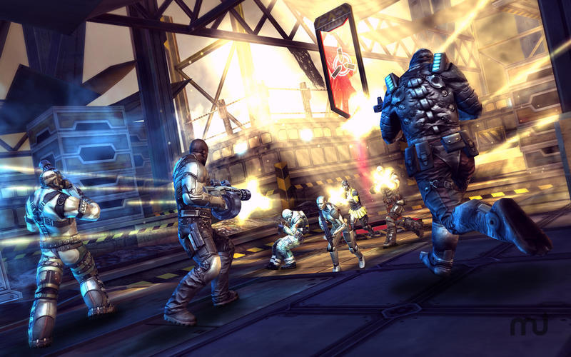 Screenshot 2 for SHADOWGUN: DeadZone