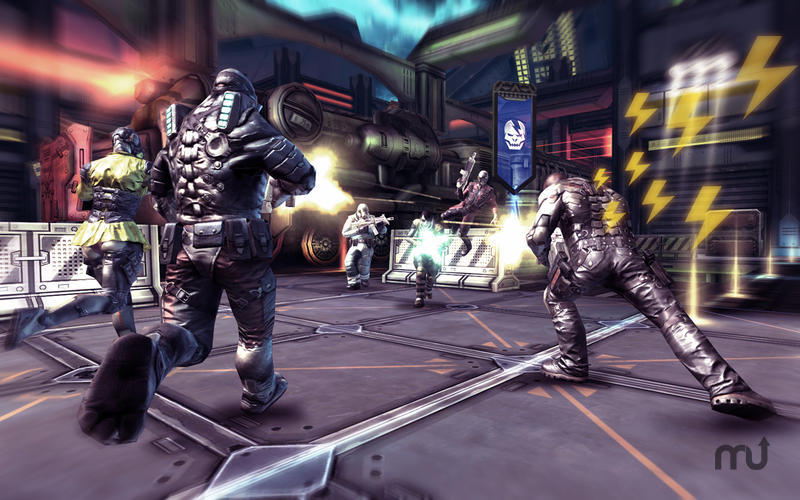 Screenshot 3 for SHADOWGUN: DeadZone