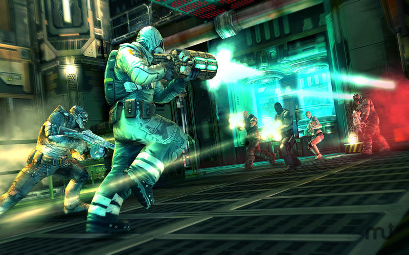 Screenshot 5 for SHADOWGUN: DeadZone