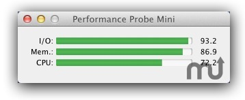 Screenshot 2 for Performance Probe