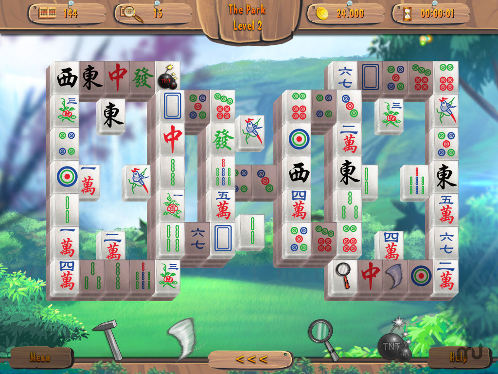 Screenshot 3 for Summer Mahjong