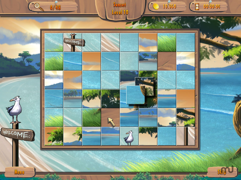 Screenshot 4 for Summer Mahjong