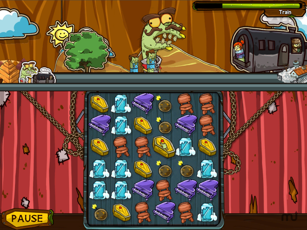 Screenshot 3 for Grave Mania: Pandemic Pandemonium