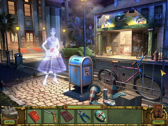 Screenshot 3 for The Treasures Of Mystery Island: The Ghost Ship