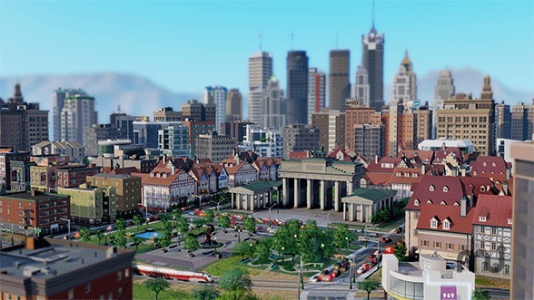 Screenshot 2 for SimCity