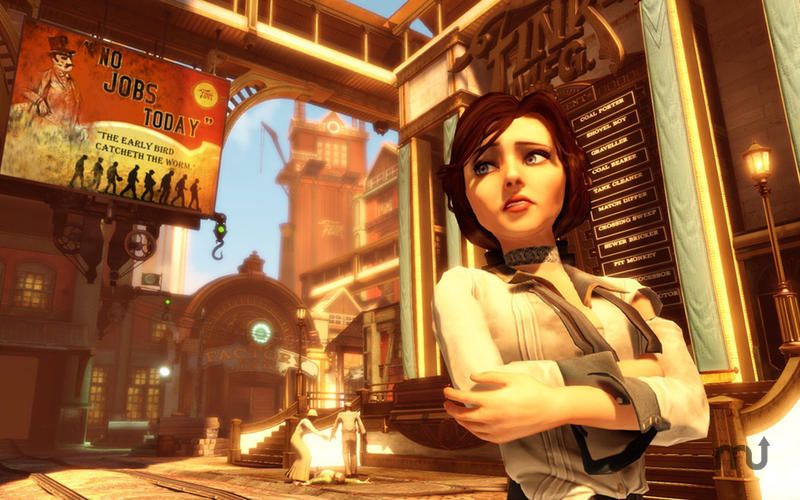 Screenshot 2 for BioShock Infinite