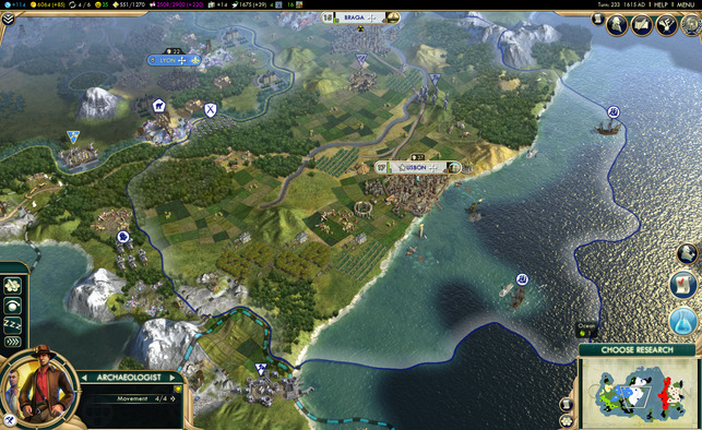 Screenshot 2 for Civilization V: Brave New World