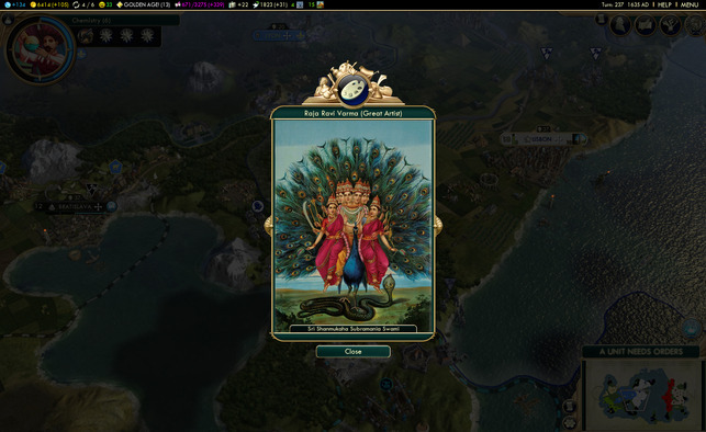 Screenshot 3 for Civilization V: Brave New World